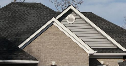 New Asphalt Shingled Roof Richmond Virginia Roofing