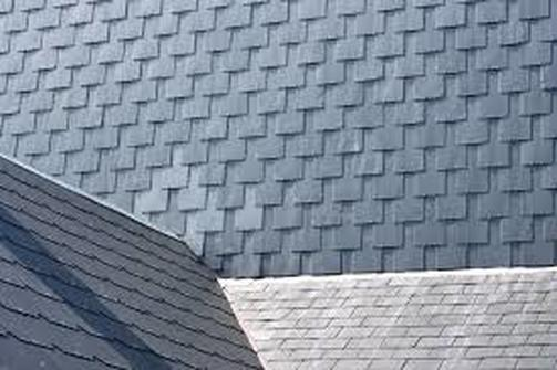 Plastic Polymer Slate Tile Richmond Virginia Roofing